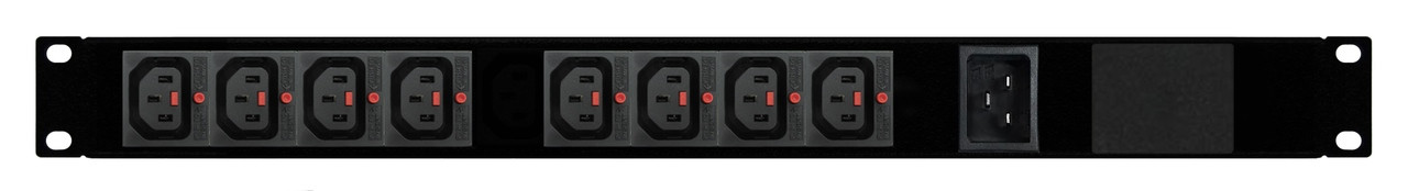 PK081-A2X04 : with no overload protection - suitable for connection to UPS or other upstream protection