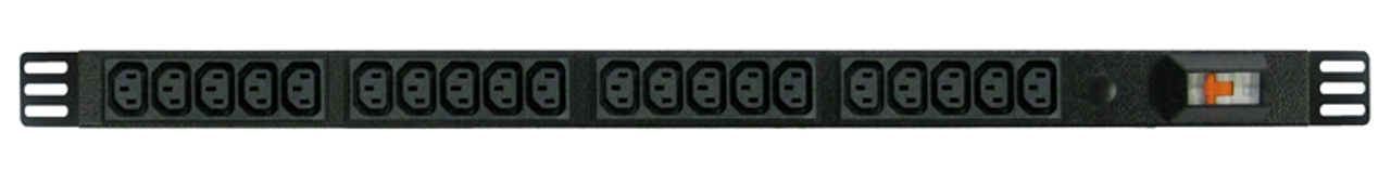 PDU: Branch | 20x Outlets | IEC C13 | 0.7m Vertical