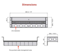 DBB3xx: Internal Dimensions