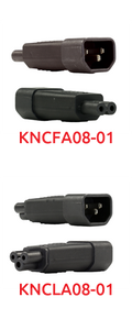 Adaptor: IEC C14 10A plug