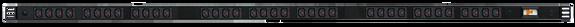 PDU: 36x Outlets | IEC-Lock C13 | 1.7m Vertical