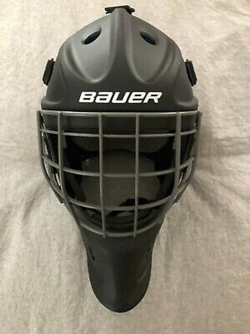 Bauer NME5 Jr helmet  Flat Black