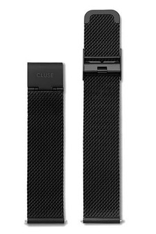 Cluse La Boheme Watch Strap Mesh Black CS1401101011