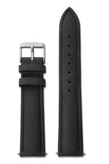 Cluse La Bohème Watch Strap Black/Silver CLS010