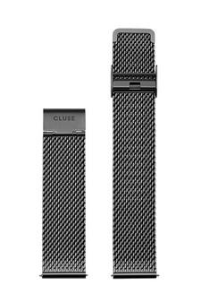 Cluse 20mm Watch Strap Black Mesh CS1401101064