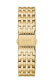 Cluse 18mm Watch Strap Gold Link CS1401101079