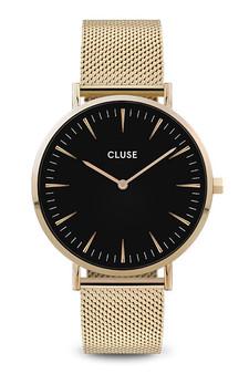 Cluse La Boheme Mesh Gold/Black Watch CW0101201014