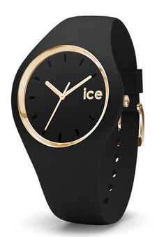 Ice-Watch Ice Glam Black Gold Small Watch 000982