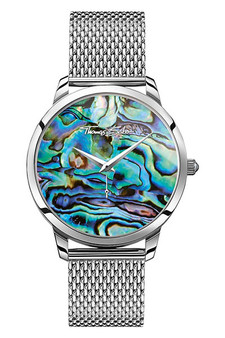 Thomas Sabo Unisex Watch Arizona Spirit Abalone Mother-of-pearl Large TWA0363