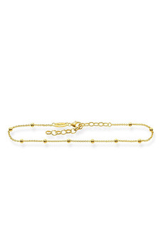 Thomas Sabo Ankle Chain Dots Gold TAK0002Y