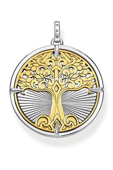 Thomas Sabo Pendant Tree Of Love Gold TPE885 (TPE885)