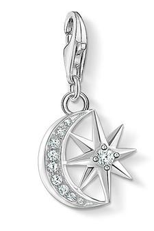 Thomas Sabo Charm Pendant Star & Moon CC1794 (CC1794)