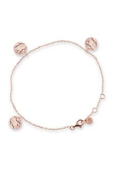 Bianc Rose Gold Scattered Jingle Bracelet 40100114