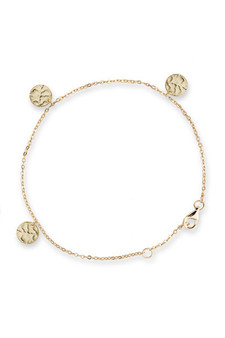 Bianc Gold Scattered Jingle Bracelet 40100115