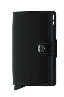 Secrid Miniwallet Matte Black Wallet SC6325