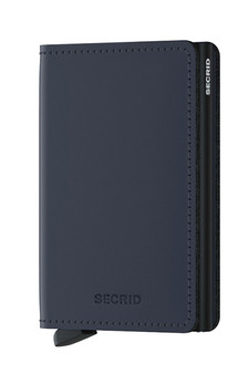 Secrid Slimwallet Matte Night Blue Wallet SC7308