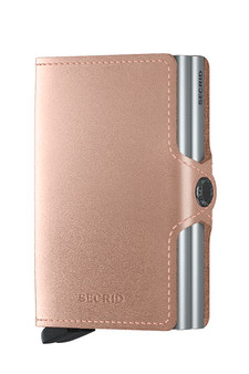 Secrid Twinwallet Metallic Rose Wallet SC8046