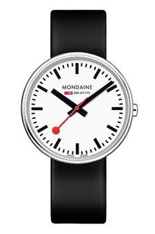 Mondaine Official Swiss Railways Giant BackLight 35mm Watch MSX.3511B.LB