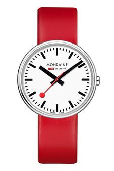 Mondaine Official Swiss Railways Giant BackLight 35mm Watch MSX.3511B.LC