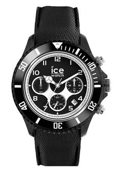 Ice Dune Black Large 48mm Watch 14216