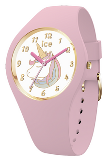 Ice Fantasia Gold/Pink 34mm Small Watch 16722