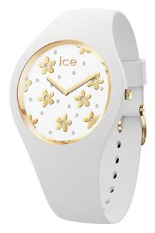 Ice Flower Precious White Small 2H Watch 16658