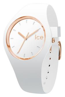 Ice Glam Rose Gold/White 40mm Medium Watch 978