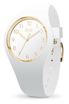 Ice Glam Gold/White 34mm Small Watch 14759