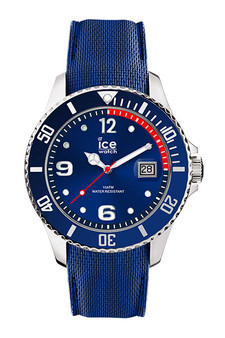 Ice Steel Blue 40mm Medium Watch 15770