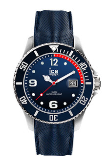 Ice Steel Marine Blue 44mm Large Watch 15774