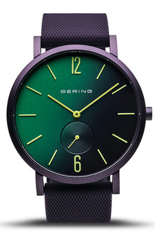 Bering True Aurora Mat Purple Watch 40mm 16940-999