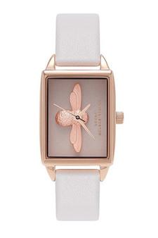 Olivia Burton 3D Bee Rose Gold Watch OB16AM103