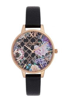 Olivia Burton Glasshouse Rose Gold Watch OB16GH11