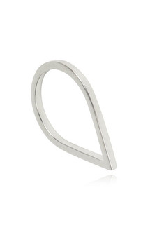 Matthew Calvin Silver Point Ring