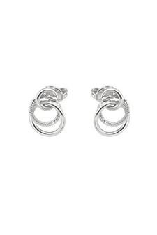 Ichu Circle Link Earrings CE04507