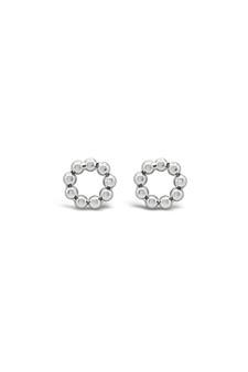 Ichu Eternity Stud Earrings JP11507