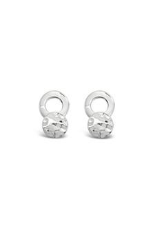 Ichu Layer Me Circles Stud Earrings EY1007