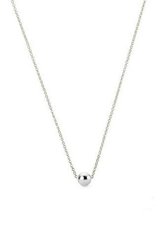 Ichu Tiny Ball Necklace N3504