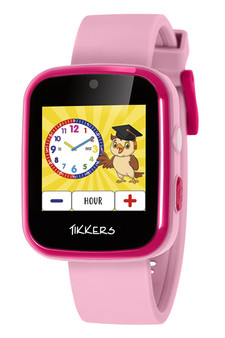 Tikkers Interactive Smart Watch for Kids TK1084PNK