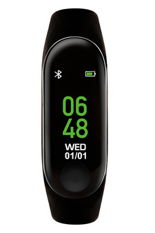 Tikkers Interactive Activity Tracker in Black TKS01-0002