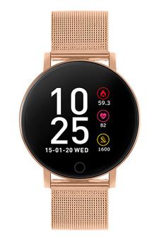 Reflex Active Series 5 Rose Gold Mesh Smart Watch RA05-4016