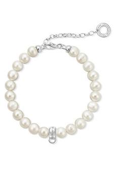 Thomas Sabo Charm Pearl Bracelet CX0225