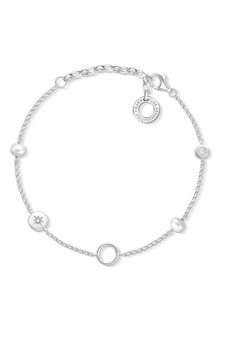 Thomas Sabo Charm Bracelet Pearls CX0273