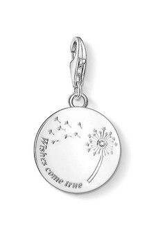 Thomas Sabo Charm Pendant Dandelion Wishes Come True CC1457