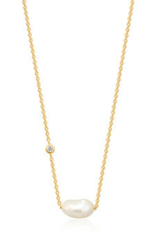 Ania Haie Pearl Necklace N019-02G