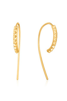 Ania Haie Spike Solid Drop Earrings E025-03G