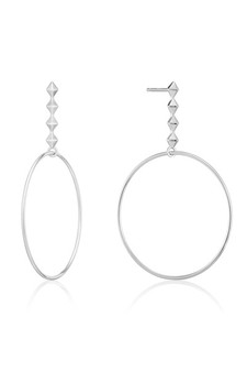 Ania Haie Spike Hoop Earrings E025-04H