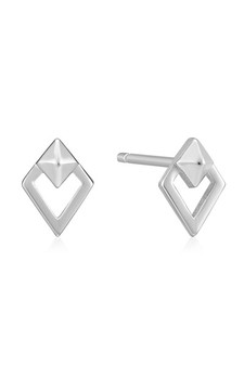 Ania Haie Spike Diamond Stud Earrings E025-08H