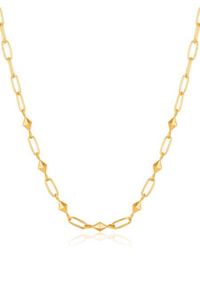 Ania Haie Spike Heavy Necklace N025-03G