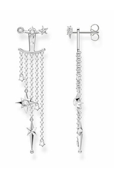 Thomas Sabo Earrings Stars TH2120